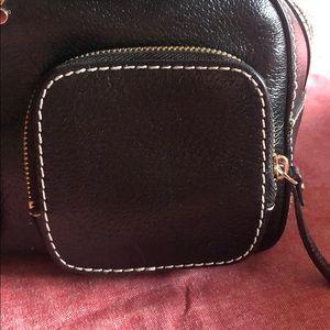 kate spade Bags - Kate Spade vintage pebbled leather satchel purse